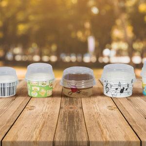 Secopack srl Coperchi per Coppette gelato packaging gelato