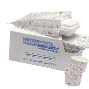 Secopack srl Coordinato Silver packaging gelato