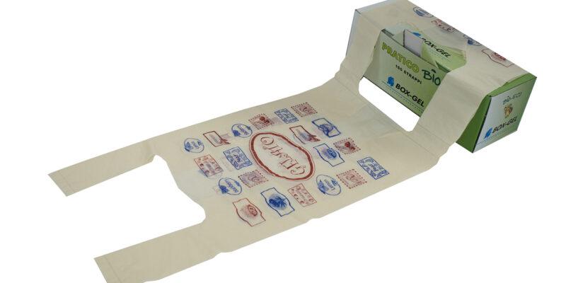 Secopack srl busta bio eco packaging gelato