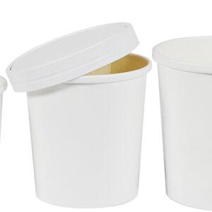 Secopack srl Ice cream bucket packaging gelato