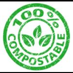 prodotti 100% compostabili