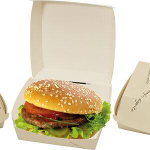 Packaging imballaggio contenitori alimentari fast food contenitori carta box panino Roma Italia